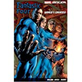 &#34;Fantastic Four&#34;: World&#39;s Greatestpar Mark Millar