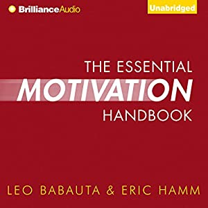 The Essential Motivation Handbook Audiobook