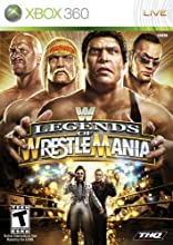WWE レジェンズ・オブ・レッスルマニア