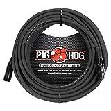 Pig Hog XLR Tour Grade Microphone Cable, 50 Foot
