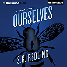 Ourselves: The Nahan Series (       UNABRIDGED) by S. G. Redling Narrated by Will Damron