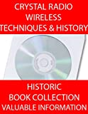 img - for Crystal Radio! 21 Books About Wireless And Crystal Radios book / textbook / text book