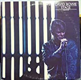 DAVID BOWIE STAGE vinyl record
