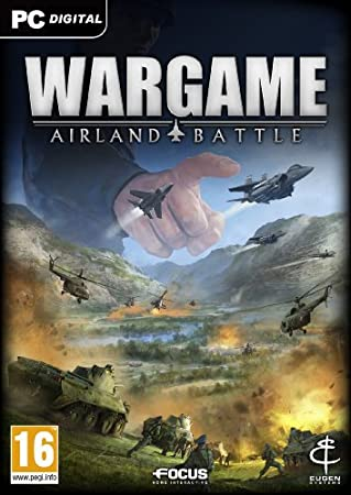 Wargame Airland Battle [Online Game Code]