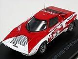 hpi-racing 1/43 ランチア ストラトス HF #2 1974 サンレモ優勝車 (サービスデカール付)