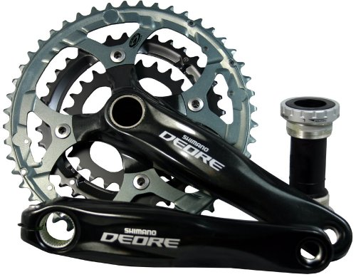 Shimano Deore Mountain Bike Crank 44T 170 EFCM590C422XL