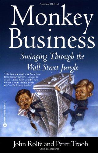 Opinion you business jungle monkey street swinging through wall