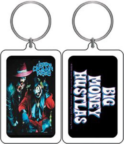 Licenses Products Insane Clown Posse Big Money Lucite Keychain