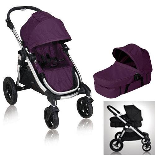 Baby Jogger 81268 City Select Stroller With Bassinet