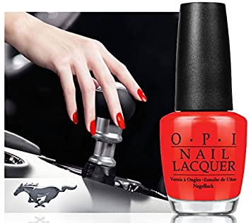 Opi Ford Mustang 4 Pcs Mini Set Quotpony Packquot