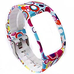Moretek Band for Gear S Smartwatch Replacement Wristband (big Circle)