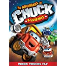 The Adventures Of Chuck And Friends: When Trucks Fly