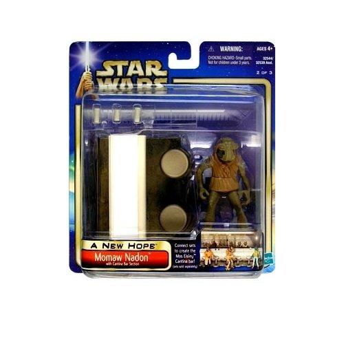 Star Wars: Episode 2 Deluxe Momaw Nadon (Hammerhead) Action Figure - 1