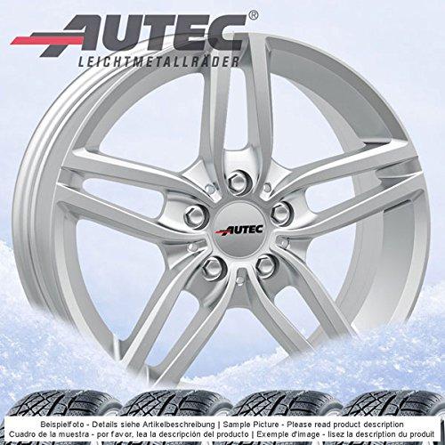 4-ruote-invernale-autec-kitano-70jx16-et52-5-x-112-argento-con-205-60-r16-92h-hankook-winter-i-cept-