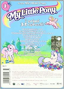 My Little Pony - Dvd Box 01 (Eps 01-32) (2 Dvd)