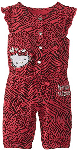 Hello Kitty Baby-Girls Infant Fashionable Knit Jumpsuit