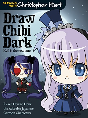 Draw Chibi Dark: Evil Is the New Cute! (How To Draw Free compare prices)