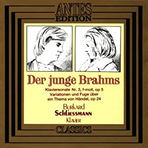 YOUNG BRAHMS; PN. SON NO. 3; V