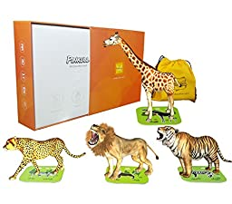Pinkull 3D Educational Toys and Learning Kit - Wondful Gifts for Kids