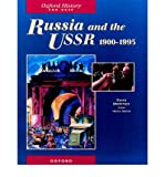 img - for [(Russia and the USSR, 1900-1995 )] [Author: Tony Downey] [Sep-1996] book / textbook / text book
