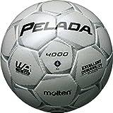 molten(モルテン) ペレーダ4000 [ Pelada4000 ] EXCELLENT DURABILITY 4号球 白 F4P4000-W