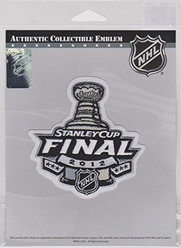 2012 NHL Stanley Cup Final Logo Jersey Patch New Jersey Devils vs. Los Angeles Kings