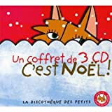 echange, troc Compilation, Henri Dès - Coffret 3 CD : C'Est Noël !