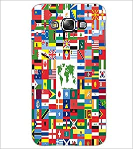 PrintDhaba Flags D-5505 Back Case Cover for SAMSUNG GALAXY GRAND MAX (Multi-Coloured)