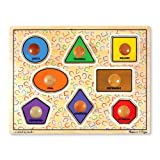 Melissa &amp; Doug Large Shapes Jumbo Puzzle