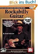 Rockabilly Guitar [With 3 CDs] (Stefan Grossman's Guitar Workshop Audio)