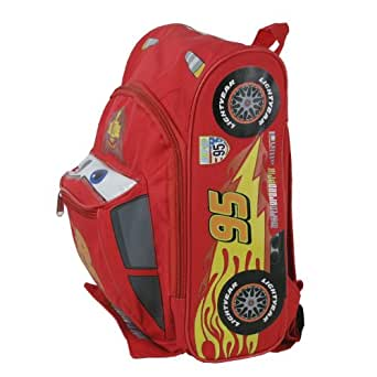 "Disney Cars 12"" Backpack McQueen"