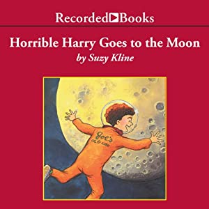 Horrible Harry Goes to the Moon | [Suzy Kline]