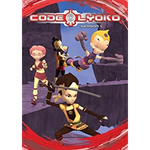 Code Lyoko Season 1:  Episodes 15 - 18 movie