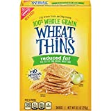 Wheat Thins Reduced Fat Crackers, 8.5 Ounce