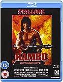 Rambo 2 First Blood [Reino Unido] [Blu-ray]