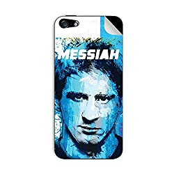 ezyPRNT Iphone 5/5s Lionel Messi 'Messiah' Football Player mobile skin sticker