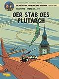 Blake & Mortimer, Band 20: Der Stab des Plutarch