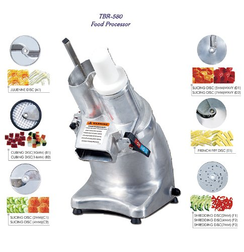 For Sale Food Processor, Deluxe Model, .5 HP & Alternate Disks (Sold Separatly)  Review