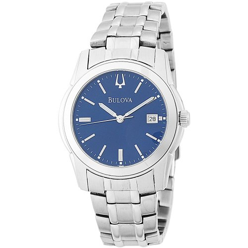 Bulova 96G47 Mens Dress Watch