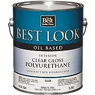- W54V00701-16 Best Look Polyurethane-INT GLS POLYURETHANE