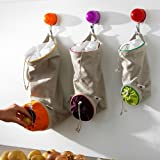 Orka by Mastrad Vegetable Keep Sacks