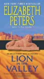 img - for Lion in the Valley (Amelia Peabody Mysteries) book / textbook / text book
