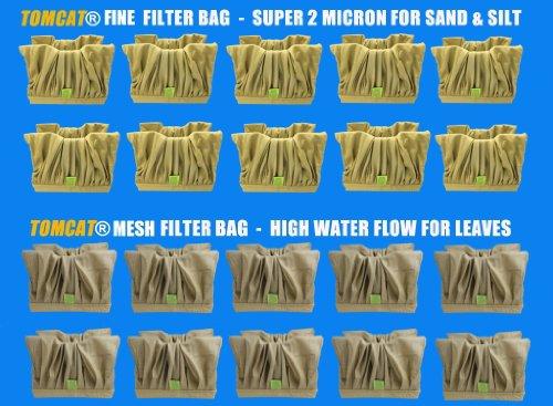 Awardpedia Aqua Products 8111 Filter Bag Fine
