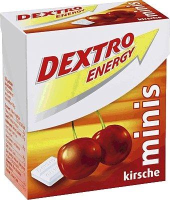 Dextro Energy Minis Kirsche 50g (Dextro Energy Minis compare prices)
