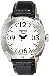 Esprit Analog White Dial Mens Watch - ES106381002-N