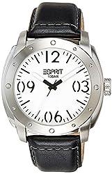 Esprit Analog White Dial Mens Watch - ES106381002-N