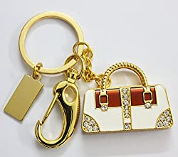 Anyusb187 Fancy Jewellery Studded Hand Purse Shape Pen Drive (8 Gb) + Exclusive Hand Made Gift Box