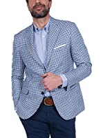 SIR RAYMOND TAILOR Blazer Jacket Kweek (MARINO-BLANCO)