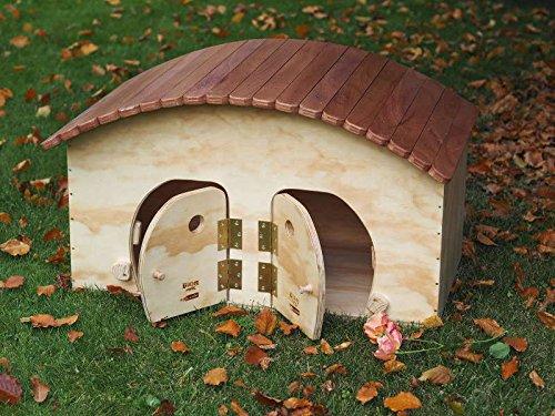 Cuccia per gatti outdoor con tetto tiragraffi blitzen - Tiragraffi da esterno ...