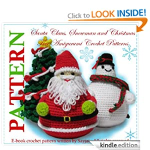 Santa Claus Star | Free Crochet Pattern
